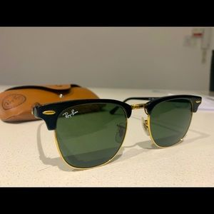 Rayban Sunglasses in perfect condition.